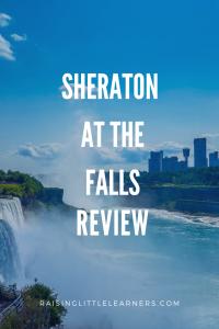 reviews of sheraton at the falls ny